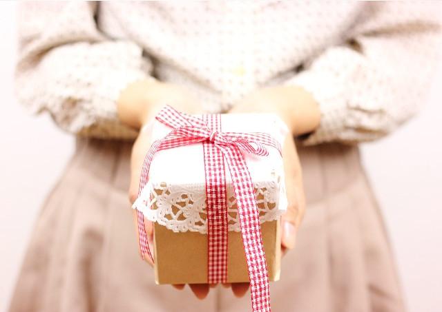 贈り物用に制作する